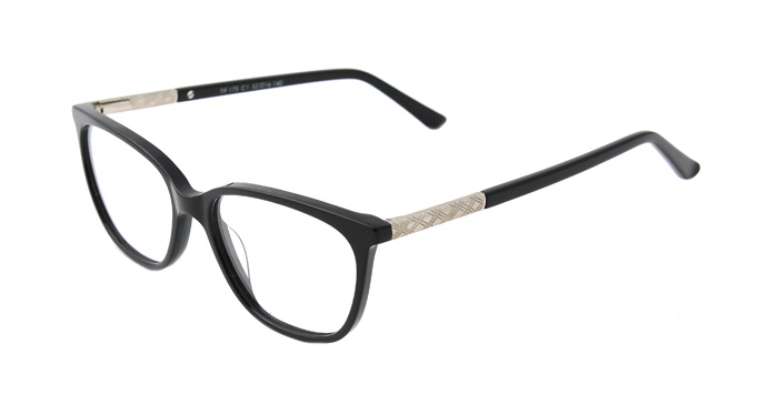 03ff7151c30 Tiffany Ts175 Black - Ladies Prescription Frames - Spec-Savers South ...