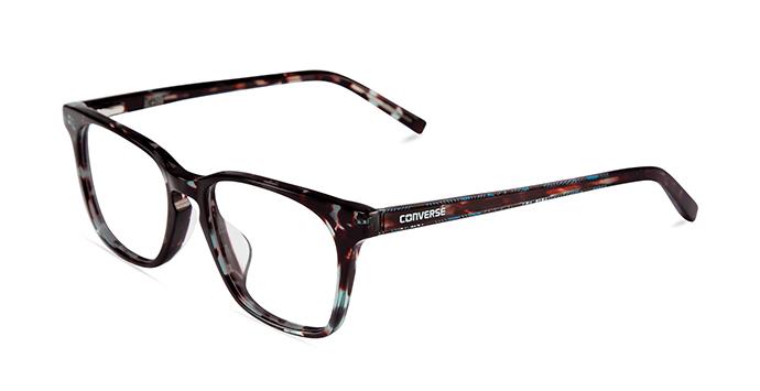 d186dde7fff4f6 Converse Q301 Black - Ladies Prescription Frames - Spec-Savers South ...