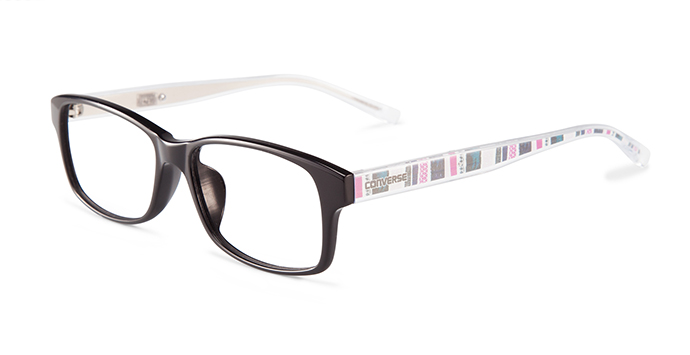 4b929c88134cd7 Converse Q600 Black - Ladies Prescription Frames - Spec-Savers South ...