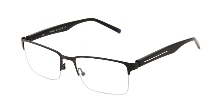 b8b119c73b Oxford Blue Regent Black - Mens Prescription Frames - Spec-Savers ...