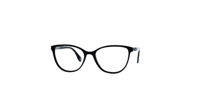 59ed351adb0d39 Converse Vco058q Black - Ladies Prescription Frames - Spec-Savers ...